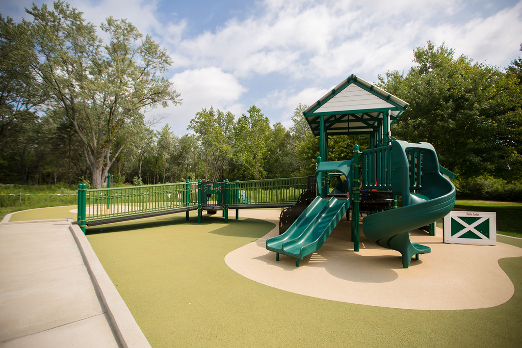 2-5 Year Old Playground - Complete